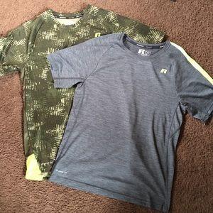 Boys Russell Athletic Shirt Bundle